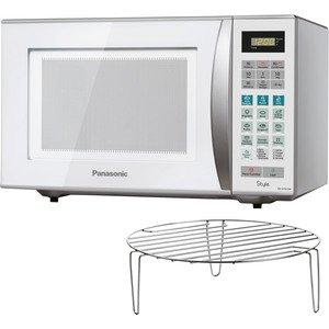 Micro-ondas 30L NN-GT672WRUN Style Grill Branco 110v - Panasonic DESCONTO DE R$: 20,00 (4,45% OFF) - OFERTA EFACIL