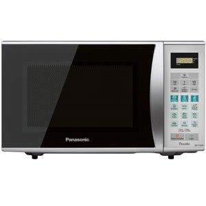 Micro-ondas 24L NN-ST362MRUN Prata 110v - Panasonic DESCONTO DE R$: 40,00 (10,28% OFF) - OFERTA EFACIL