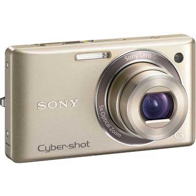 Cupom Efácil - Câmera Digital Sony DSC-W380 14.1MP