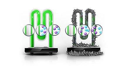 a resistência cerâmica durável da Samsung fará com que a sua lavadora dure por vários anos