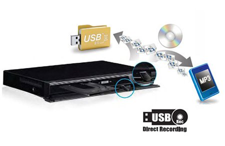 USB Direct Recording