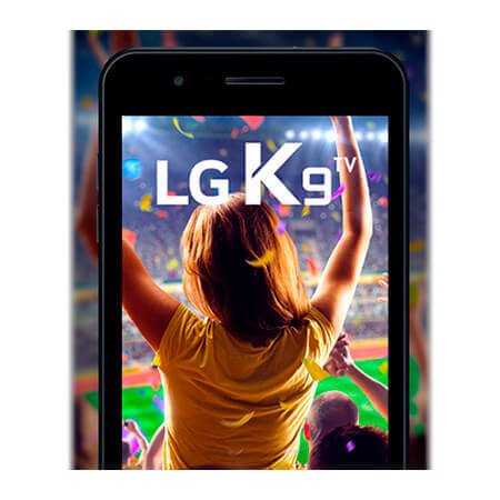 Smartphone K9 com TV Digital