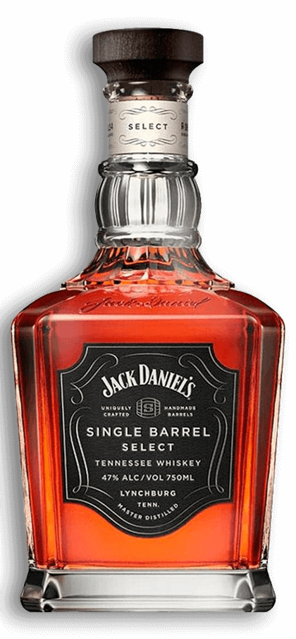 Garrafa de Whisky Jack Daniels Single Barrel